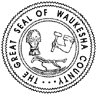 Official seal of Waukesha County, Wisconsin