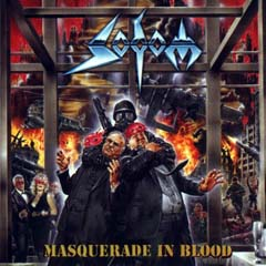 <i>Masquerade in Blood</i> album by Sodom