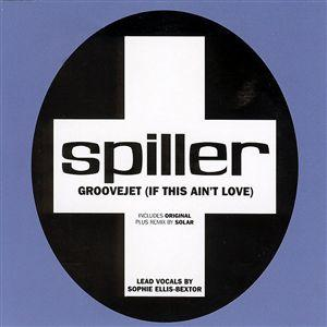 Spiller featuring Sophie Ellis-Bextor - Groovejet (If This Ain't Love) (studio acapella)