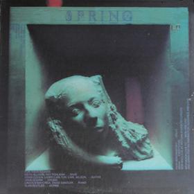 <i>Spring</i> (American Spring album) 1972 studio album by Spring
