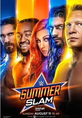 Summerslam 2019 Wikipedia