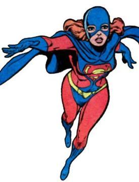 Superwoman Kristin Wells Wikipedia