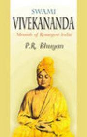 Sŭami Vivekananda, Mesio de al Resurgent India frontas kover.jpg