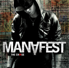 <i>The Chase</i> (Manafest album) 2010 studio album by Manafest