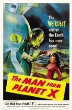 <i>The Man from Planet X</i> 1951 American science fiction film directed by Edgar George Ulmer