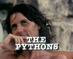 <i>The Pythons</i> (film) film