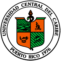 The Universitatis Centralis Caribensis logo.png