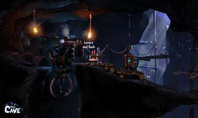 скачать через торрент игру The Cave - фото 3
