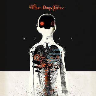 <i>Human</i> (Three Days Grace album) 2015 studio album by Three Days Grace