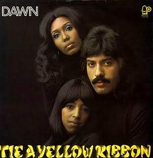 <i>Tie A Yellow Ribbon</i> (Dawn album) 1973 studio album by Dawn featuring Tony Orlando
