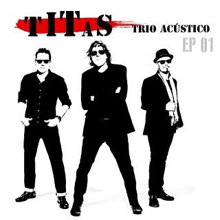 <i>Titãs Trio Acústico</i> 2020 EP by Titãs