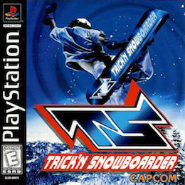<i>TrickN Snowboarder</i> 1999 video game