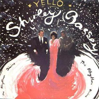 The Rhythm Divine 1987 single by Shirley Bassey and Yello