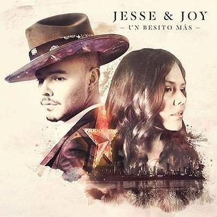 Image result for jesse and joy album cover
