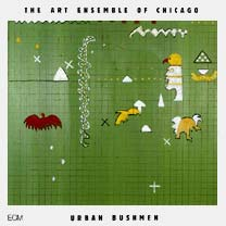 Urban Bushmen (Art Ensemble of Chicago album - cover art).jpg
