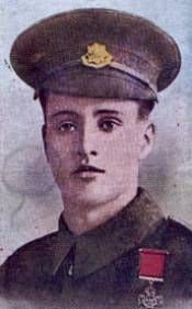 George William Chafer Recipient of the Victoria Cross