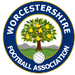 Worcestershire County FA Logo