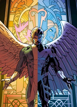 Warren Worthington III - Wikipedia