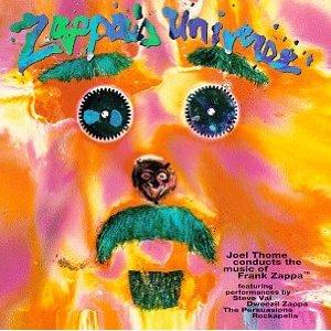 <i>Zappas Universe</i> 1993 studio album by Various Artists