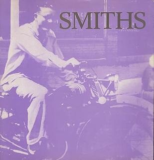 Cover image of song Bigmouth Strikes Again by The Smiths