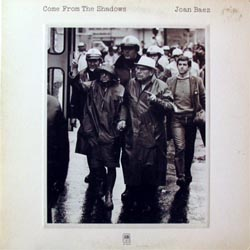 <i>Come from the Shadows</i> 1972 studio album by Joan Baez