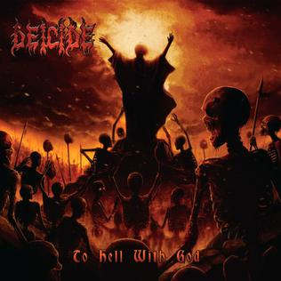 <i>To Hell with God</i> 2011 studio album by Deicide