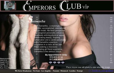 Emperors Club: All About Eliot Spitzers