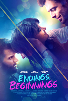 movies cancelled coronavirus. endings beginnings poster