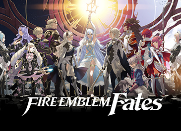 Picture of a game: Fire Emblem Fates