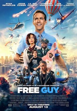 Free Guy[Hall Print]