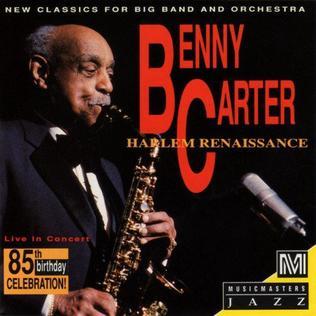 <i>Harlem Renaissance</i> (album) 1992 live album by Benny Carter