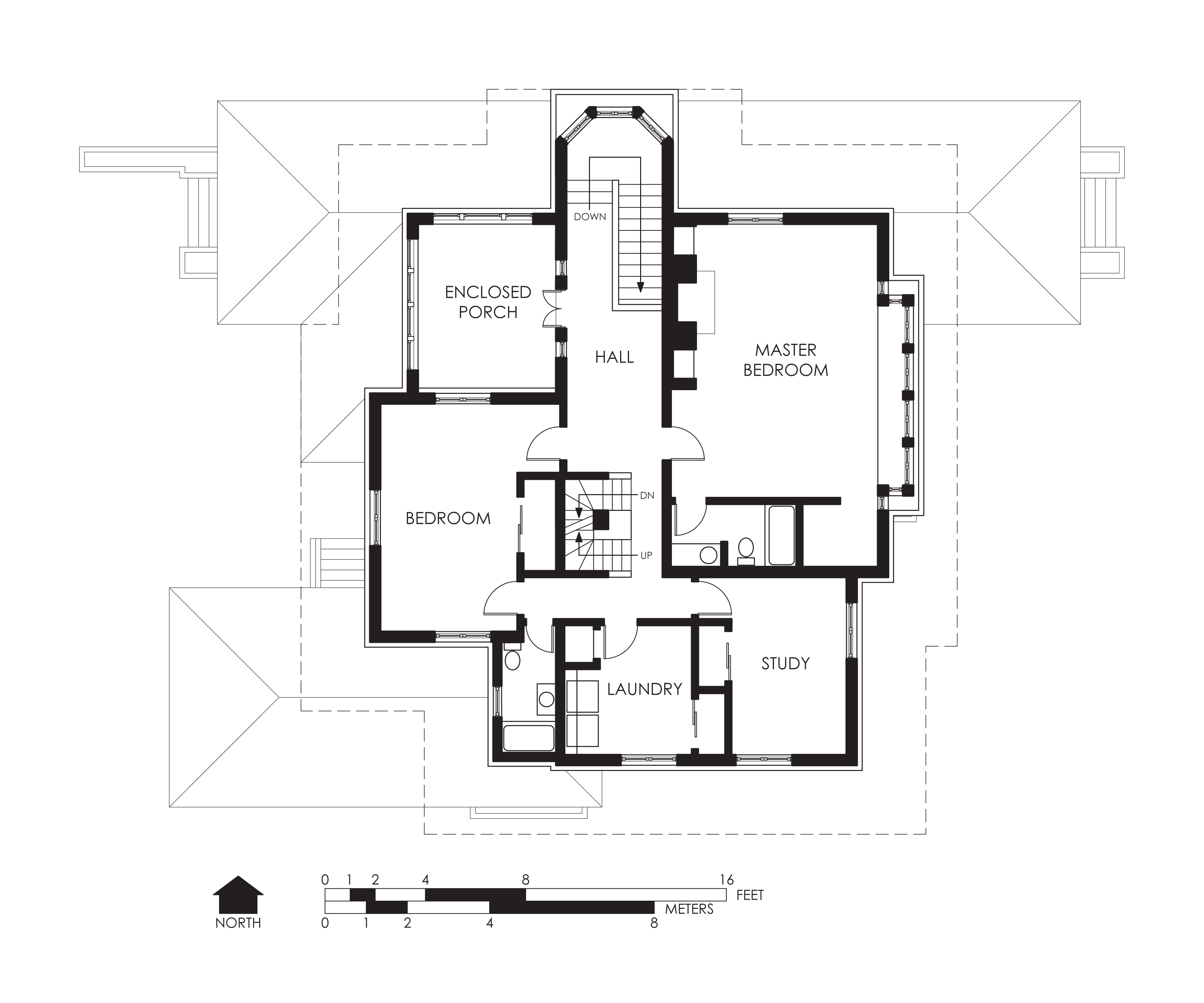 File hills decaro house second floor wikipedia House layout plan