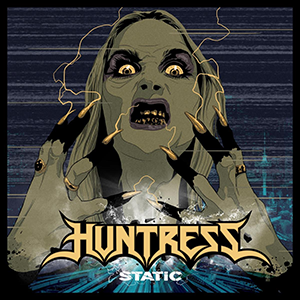 <i>Static</i> (Huntress album) 2015 studio album by Huntress