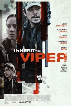 Inherit the Viper 2019 USA Anthony Jerjen Bruce Dern Josh Hartnett Margarita Levieva Valorie Curry Crime, Drama, Thriller