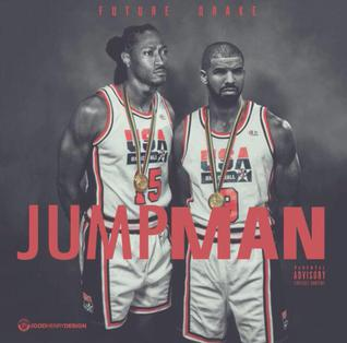 Jumpman (song) 2015 single by Drake and Future