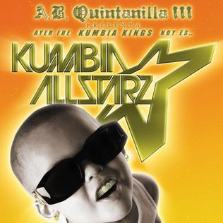 <i>Ayer Fue Kumbia Kings, Hoy Es Kumbia All Starz</i> 2006 studio album by A.B. Quintanilla y Los Kumbia All Starz
