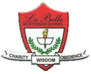 La Belle Montessori School Official Logo.png