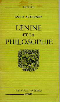 Lenin and Philosophy (French edition).JPG