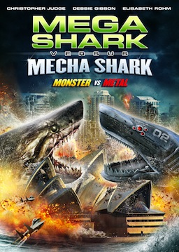 Mega Shark vs Mecha Shark streaming ITA 2014