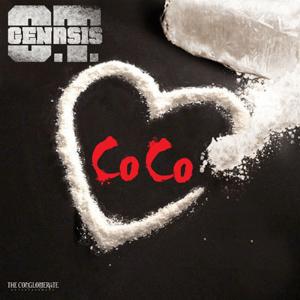 O.T. Genasis - CoCo (studio acapella)