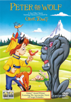 Peter and the Wolf 1995 Cover.png