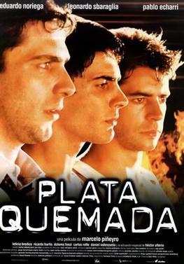 Picture of a movie: Plata Quemada