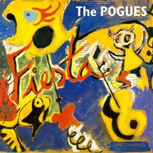 Titelbild des Gesangs Fiesta von The Pogues