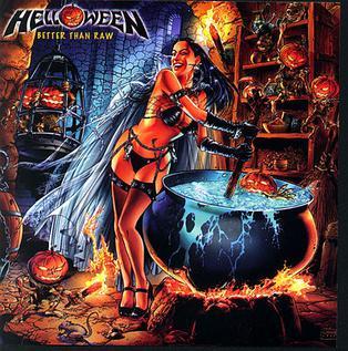 <i>Better Than Raw</i> 1998 studio album by Helloween