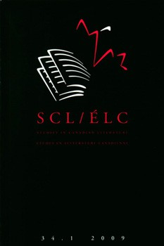 Studies in canadian literature wikipedia for Lit wikipedia