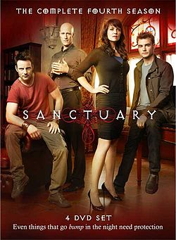 Sanctuary (season 4) -...
