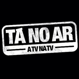 <i>Tá no Ar</i> television series