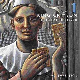 <i>The Great Deceiver</i> (King Crimson album) 1992 live album by King Crimson