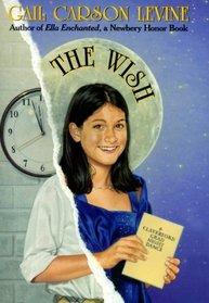 <i>The Wish</i> (novel) book by Gail Carson Levine