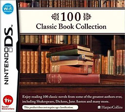Classic Game Room - 100 CLASSIC BOOKS for Nintendo DS ...